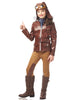Lady Lindy Child Pilot Costume