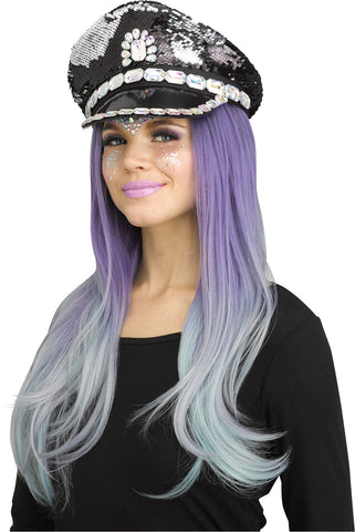 Pilgrim Womens Adult Bonnet Collar Set