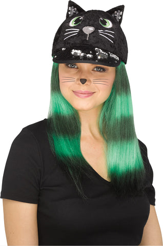 Forensic Adult Black Costume Hat