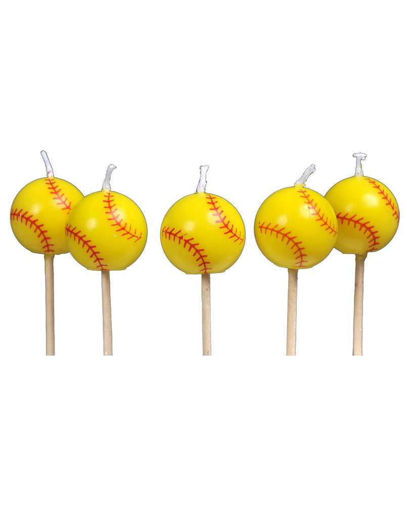 Girls Fast Pitch Softball Candles