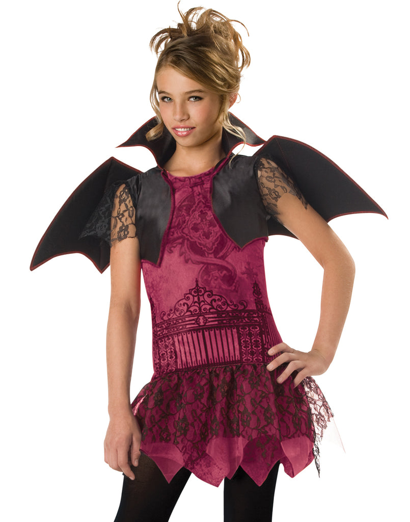 Twilight Trickster Vampire Witch Costume