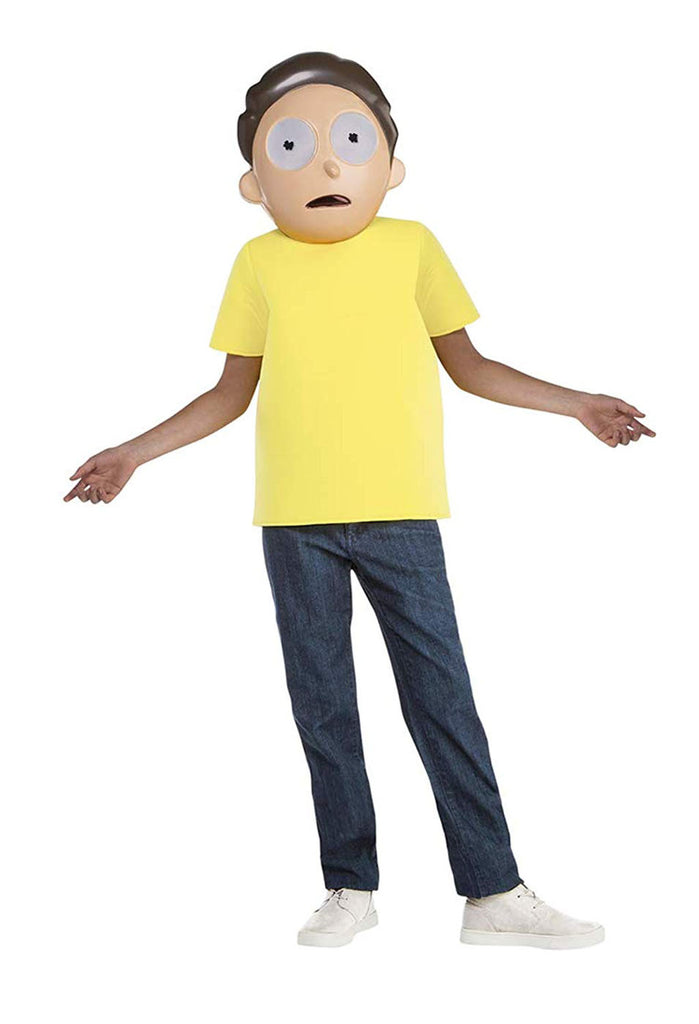 Morty Tween Rick And Morty Costume