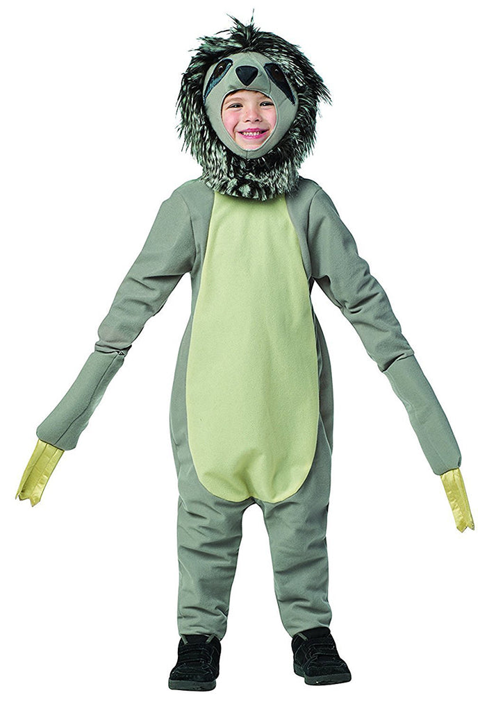 fbd821f6c5 Sloth Child Costume – Costume Zoo