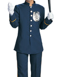 Blue Bobby Cop Costume
