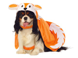Fox Pet Animal Costume Cape