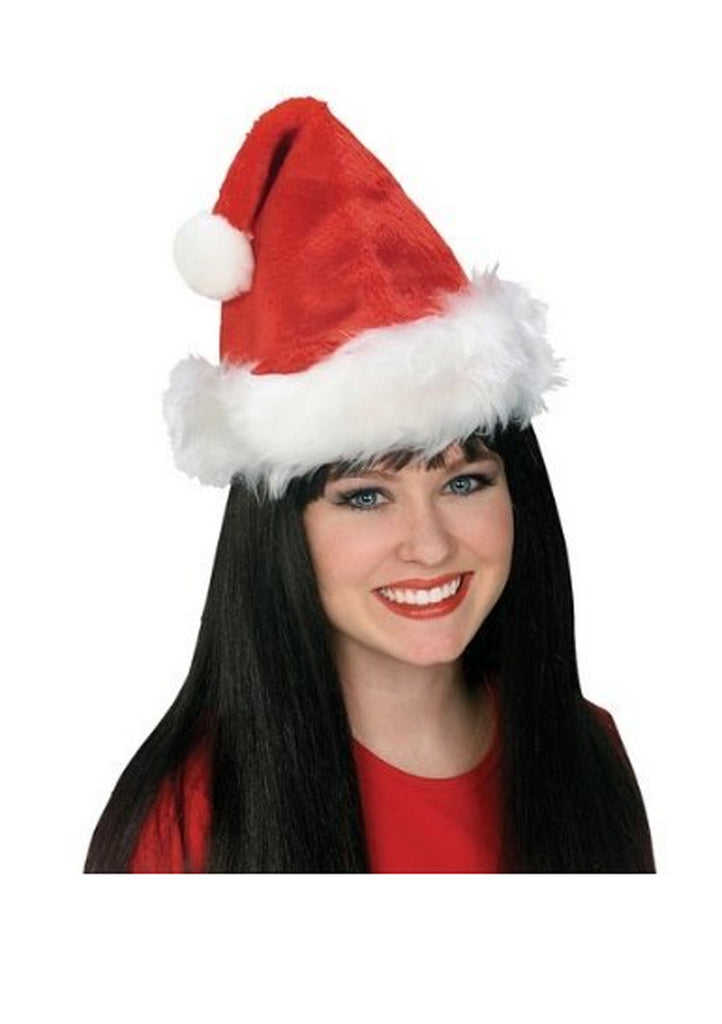 Smooth Seal Traditional Adult Santa Hat