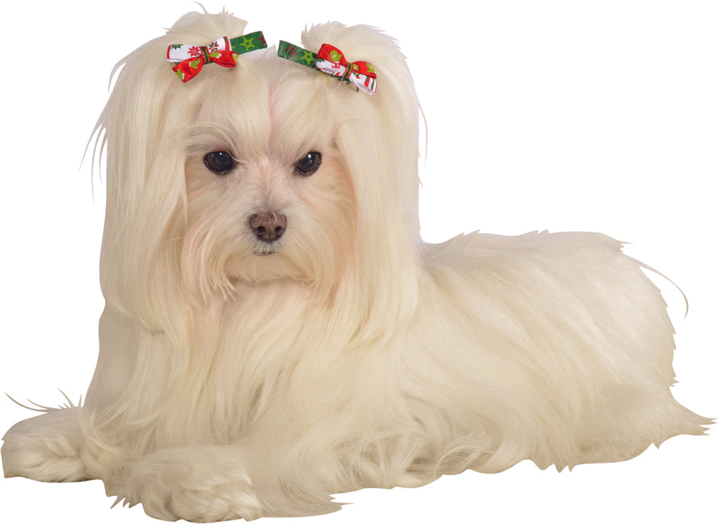 Pet Christmas Festive Holiday Hair Bows