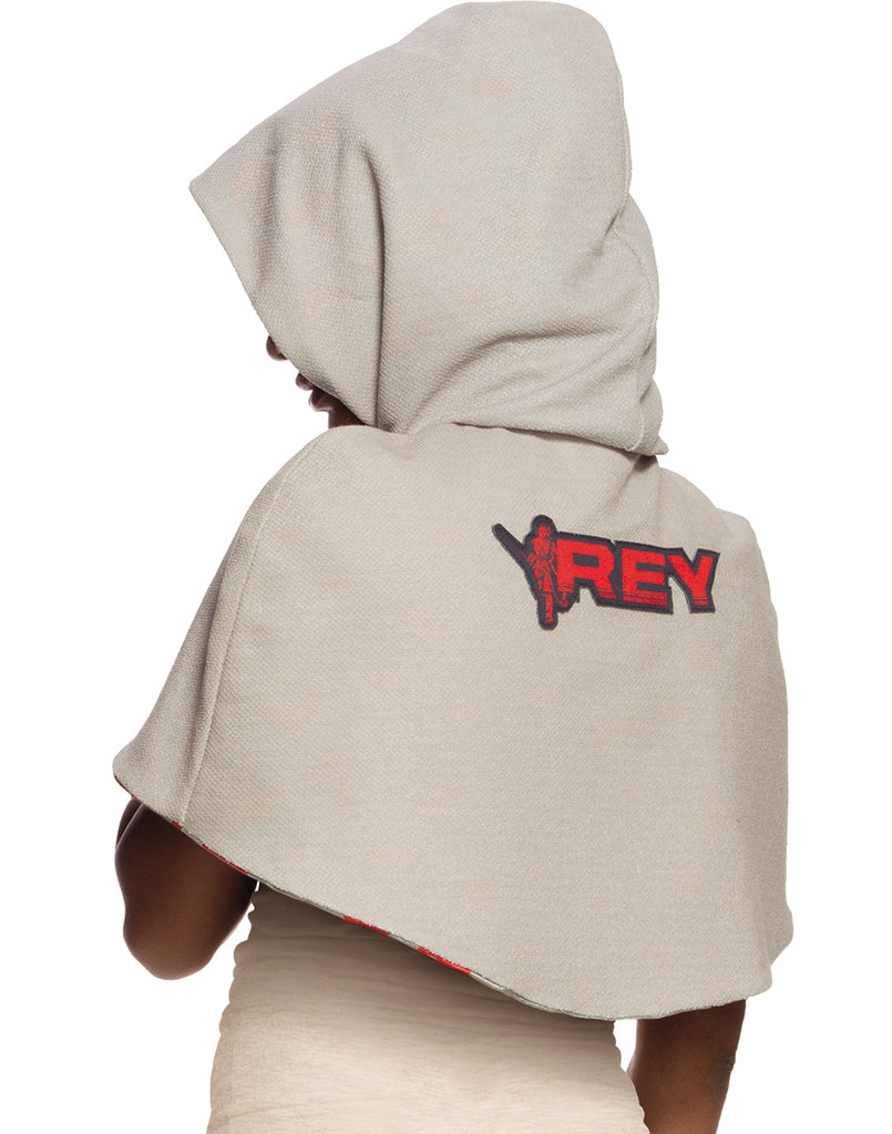 Star Wars Rey Adult Female Hooded Capelet