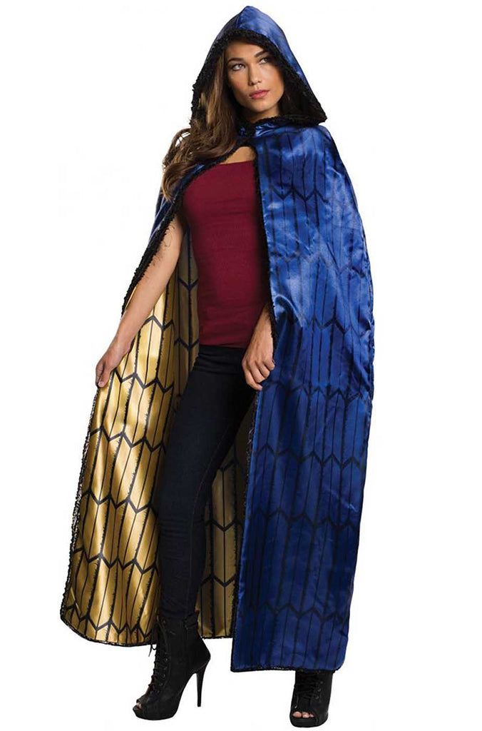 Justice League Wonder Woman Deluxe Adult Cape