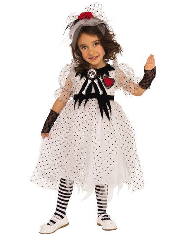 Ghost Girl Child Costume  sc 1 st  Costume Zoo & Ghoul Of My Dreams Girls Ghost Costume u2013 Costume Zoo