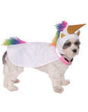 Pet Light Up Unicorn Costume