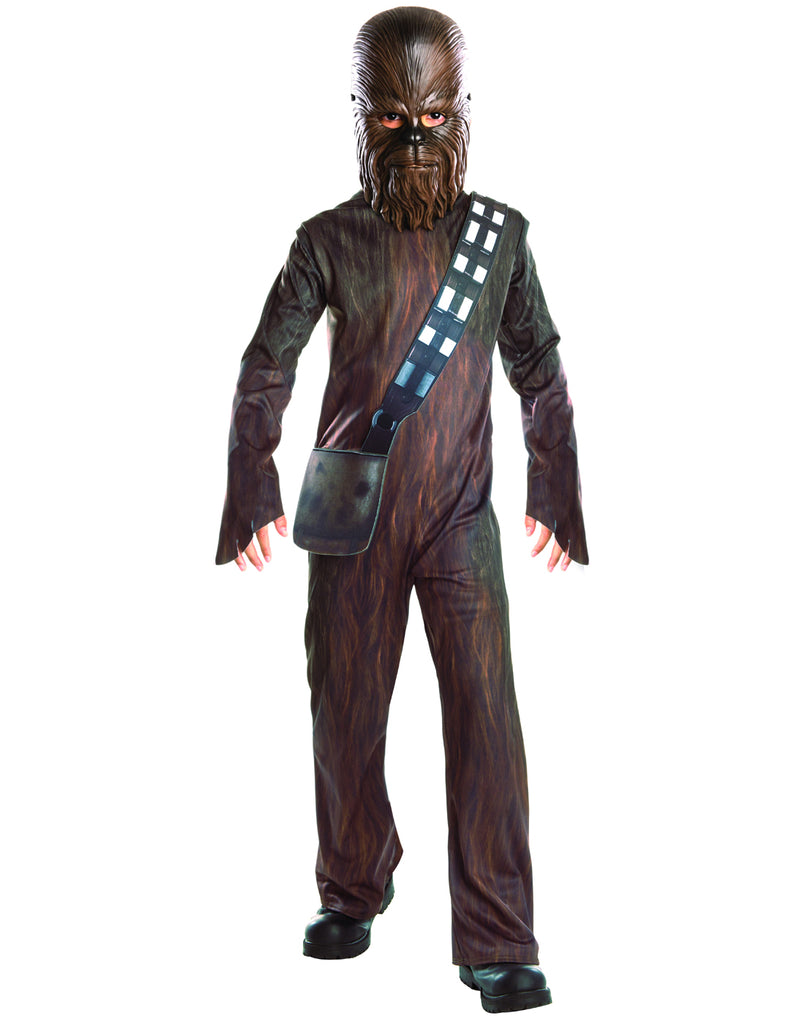Star Wars The Force Awakens Chewbacca Boys Costume