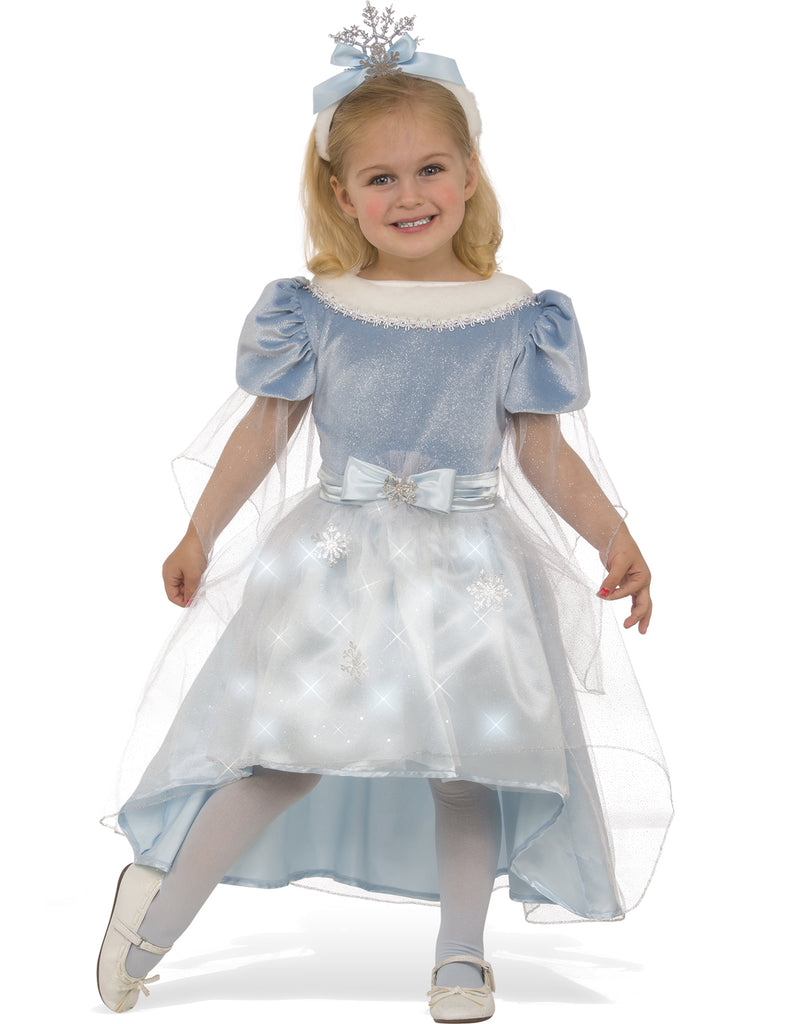Winter Princess Girls Costume