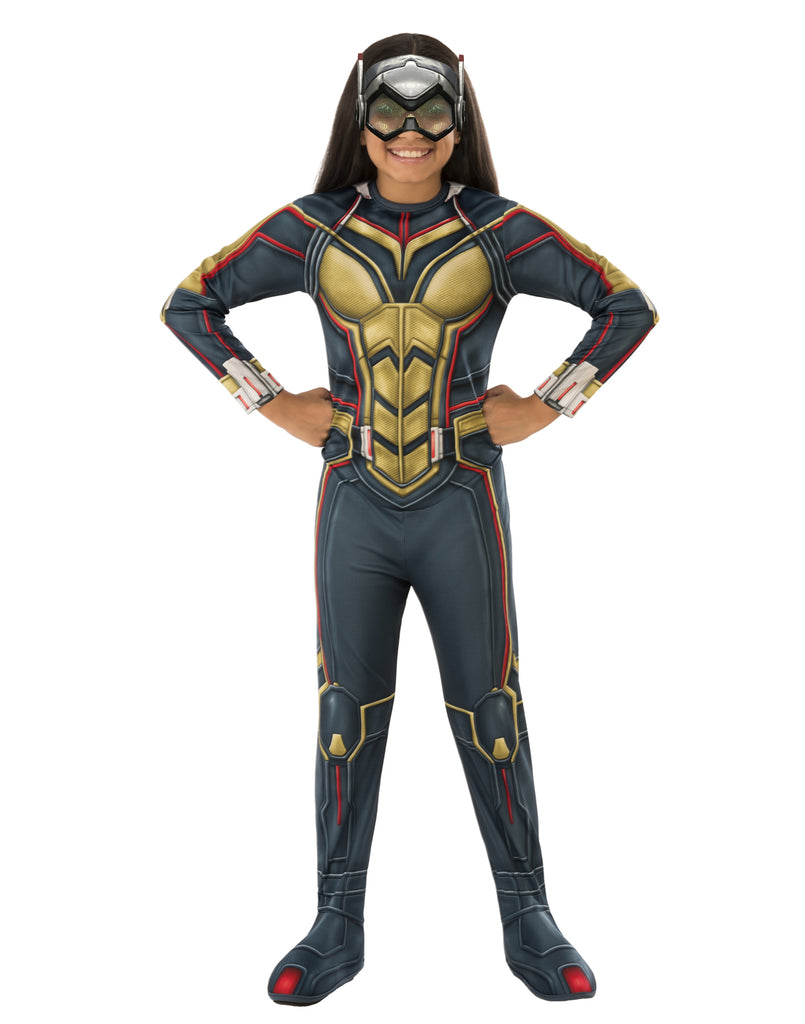 Antman And The Wasp Girls Child Wasp Costume