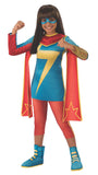 Ms Marvel Marvel Rising Child Costume