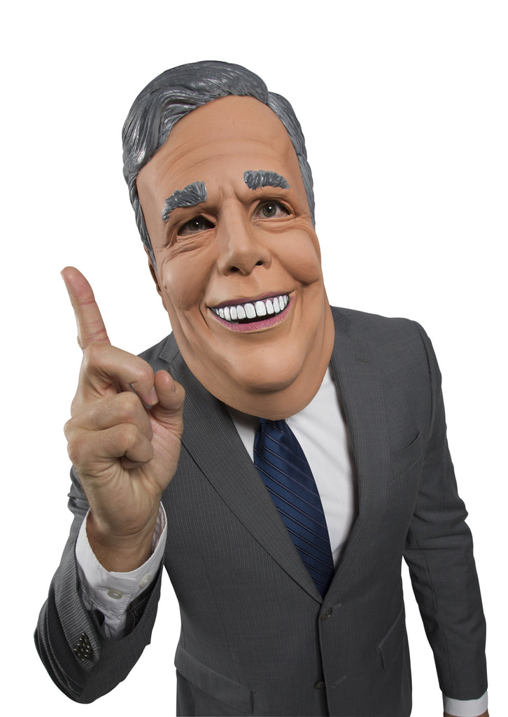 Jeb Adult Funny Politician Latex Mask