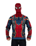 Iron Spider Adult Costume Top And Mask