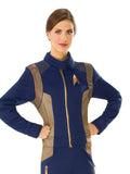 Operations Uniform Deluxe Womens Adult Star Trek Costume