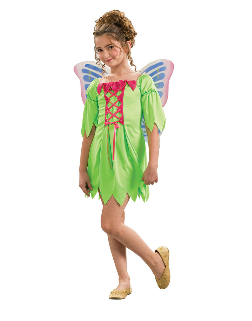 Butterfly Fairy With Wings Costume
