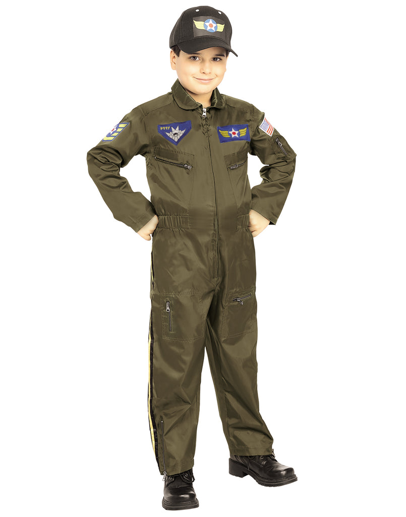Air Force Fighter Pilot Costume
