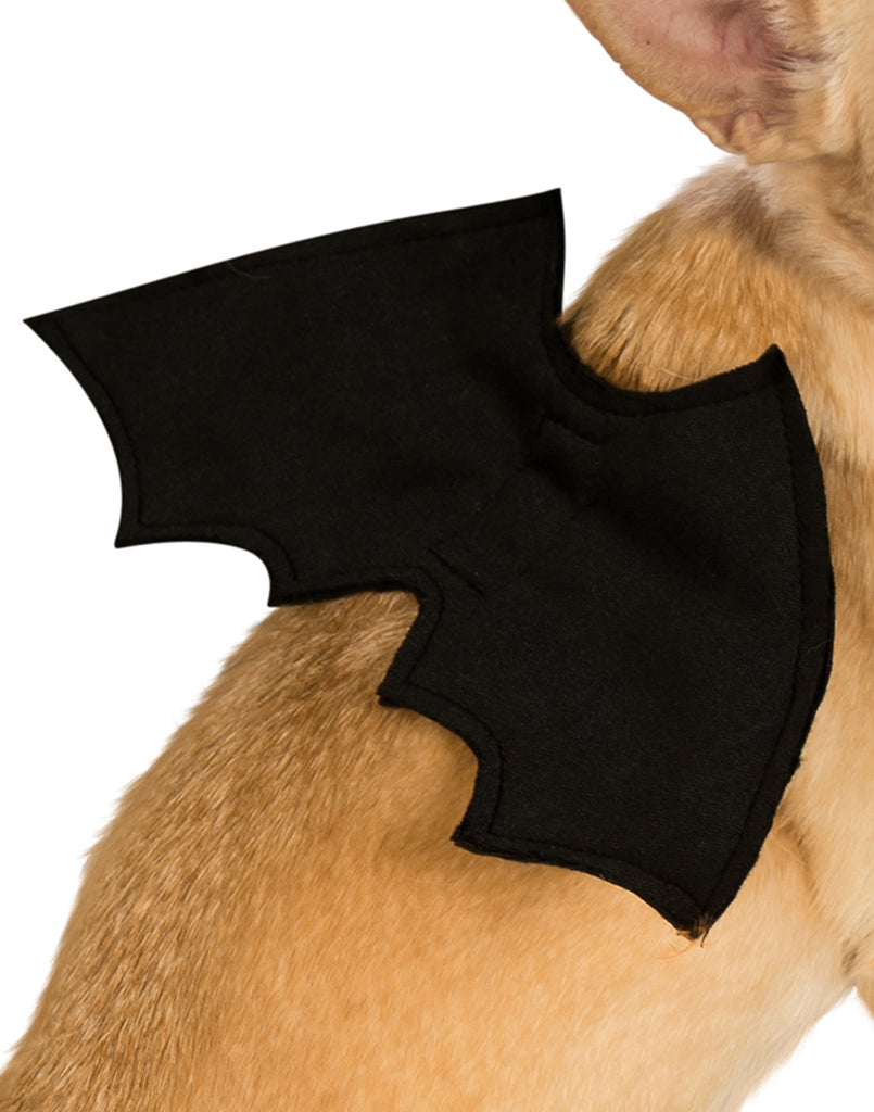 Pet Batman Black Bat Wings
