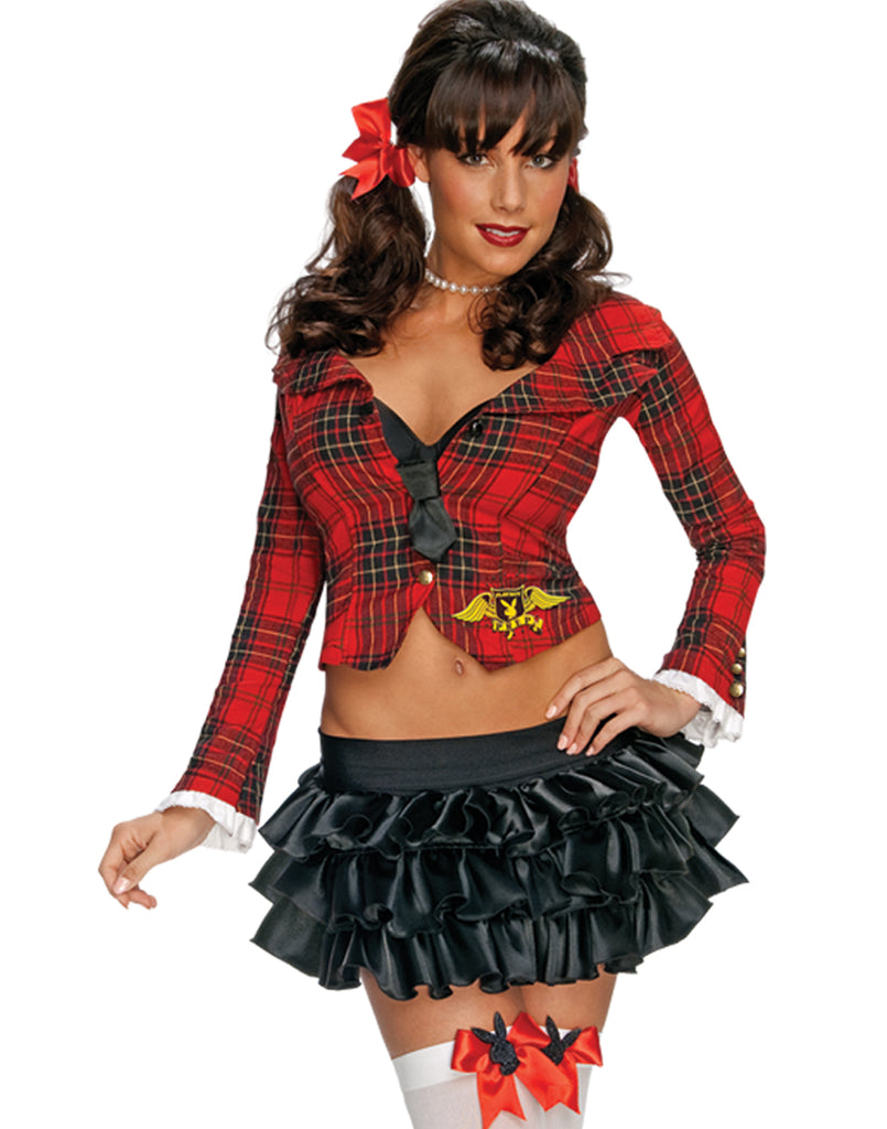 playboy prep school girl costume – costume zoo