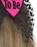 Bachelorette Party Bride To Be Bow