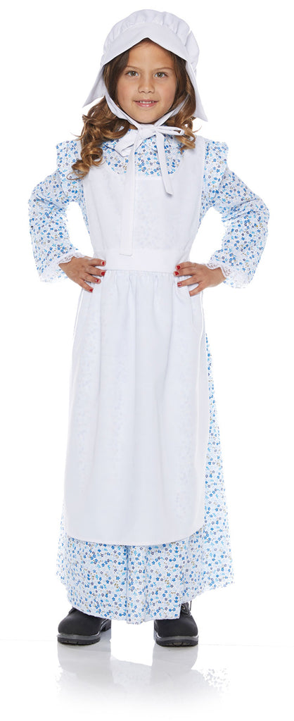 Prairie Girl Child Pilgrim Costume