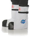 Astronaut White Child Costume Boot Tops
