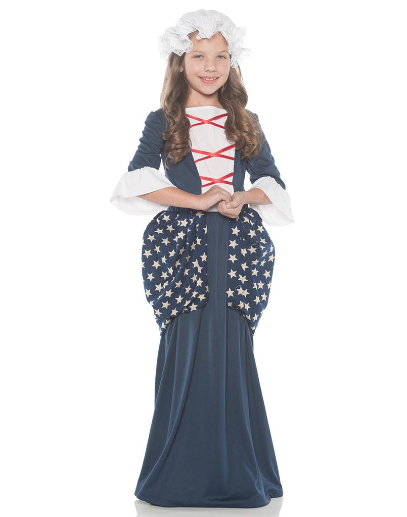 Betsy Ross Childs Costume