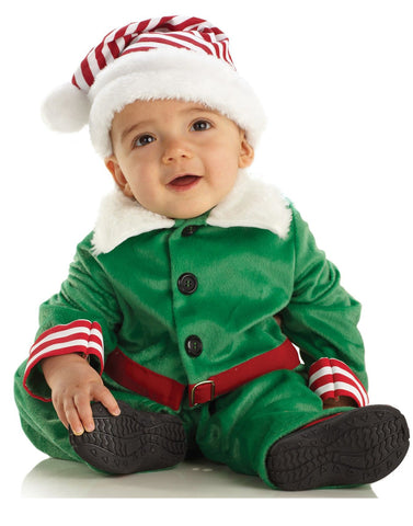 Childs Ugly Christmas Elf Sweater