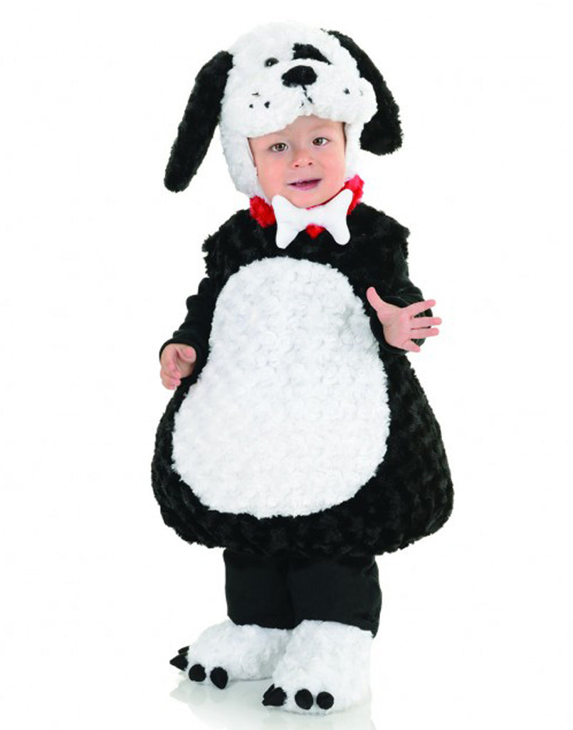 Black And White Baby Puppy Costume