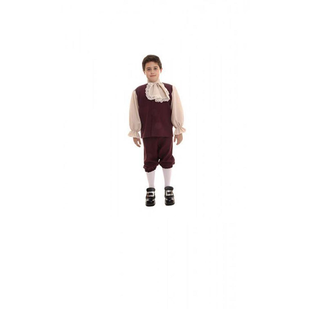 Colonial Boy Child Historical Costume