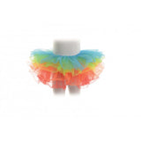 Rainbow Girls Child Costume Tutu