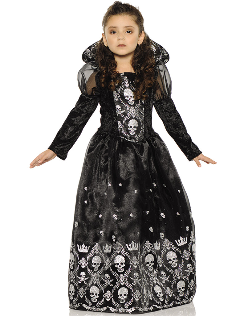 ... Dark Princess Girls Evil Ruler Halloween Costume ...  sc 1 st  Costume Zoo & Dark Princess Girls Evil Ruler Halloween Costume u2013 Costume Zoo