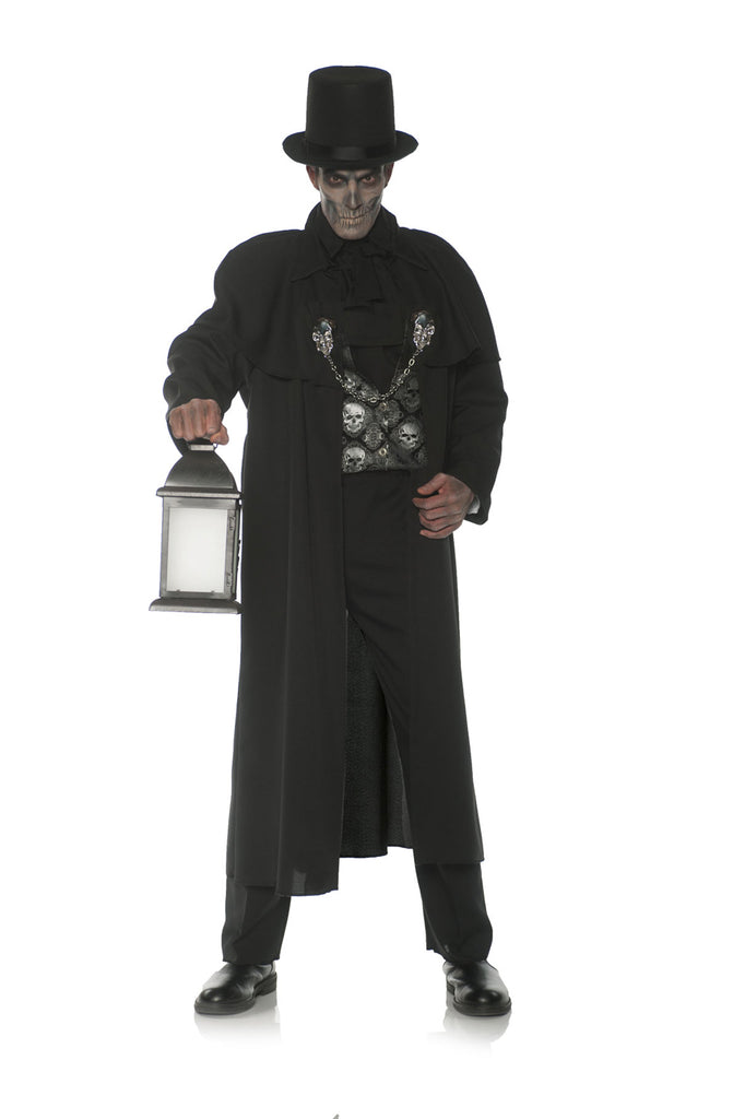 Early Mourning Mens Adult Reaper Costume