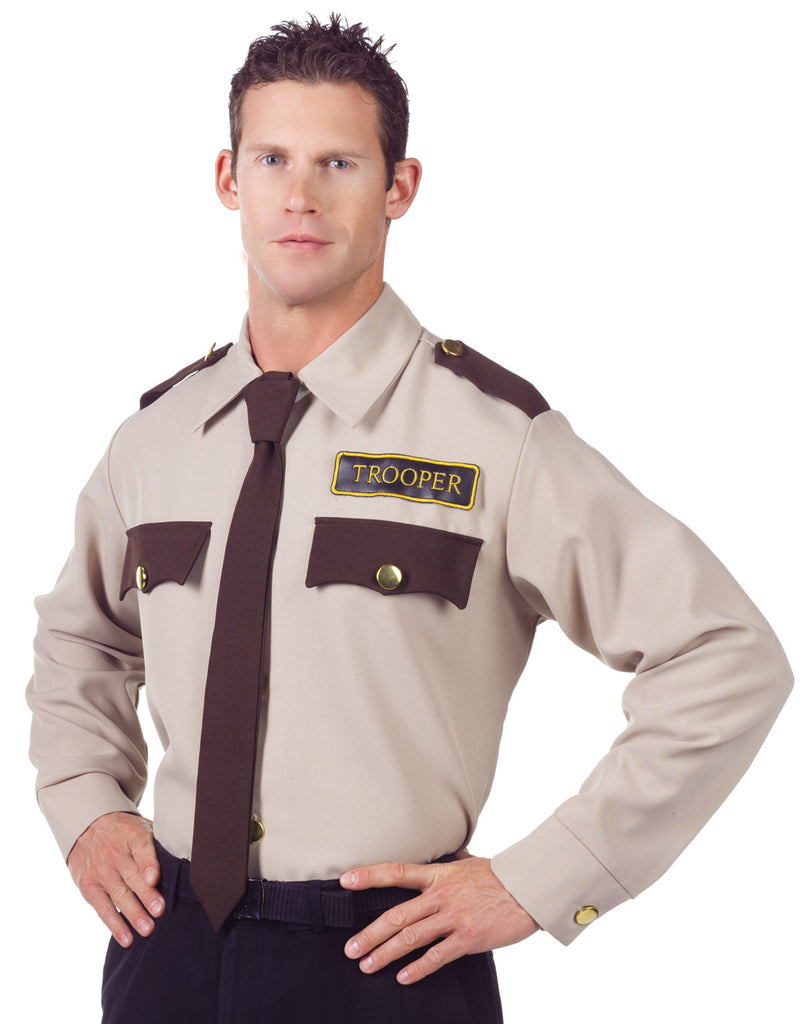 Trooper Mens Adult Shirt