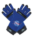 Blue Astronaut Adult Gloves