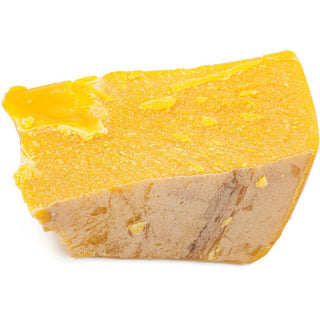 Beeswax Block Yellow