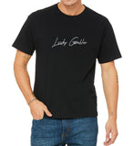 LUCKY GAMBLER LOGO - Lucky Gambler® Men's T-Shirt