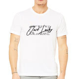 Just Lucky Men's T-Shirt made by Lucky Gambler®