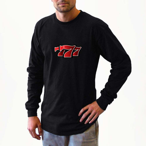 777 long sleeve shirts, long sleeve shirt, shirt, sweater, fall, winter apparel, fall apparel, sweatshirts, sweatshirt, gambler, poker, casino, slots, dice, lucky gambler, lucky gambler shop, lucky gambler clothing, gambling hats, lucky gambler apparel, horse racing, horse racing hats, horse racing, horse racing shirts, horse racing clothing, poker clothing, poker shirts, poker hats, poker games, poker casinos, t shirts, sweat shirts, las vegas, gambling apparel