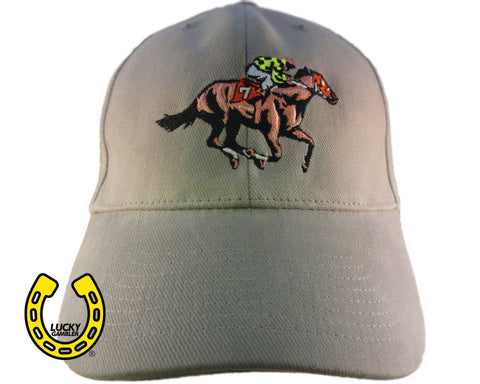 RACE HORSE hats, derby caps, snapbacks, baseball hats, gambling apparel, gambler, poker, casino, slots, dice, lucky gambler, lucky gambler shop, lucky gambler clothing, gambling hats, lucky gambler apparel, horse racing, horse racing hats, horse racing, horse racing shirts, horse racing clothing, poker clothing, poker shirts, poker hats, poker games, poker casinos