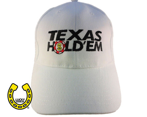 TEXAS HOLDEM, TEXAS HOLD EM, hats, caps, snapbacks, baseball hats, gambling apparel, gambler, poker, casino, slots, dice, lucky gambler, lucky gambler shop, lucky gambler clothing, gambling hats, lucky gambler apparel, horse racing, horse racing hats, horse racing, horse racing shirts, horse racing clothing, poker clothing, poker shirts, poker hats, poker games, poker casinos
