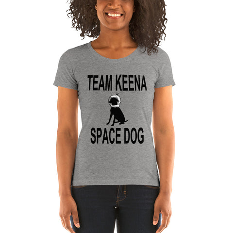 Ladies' Keena Space dog