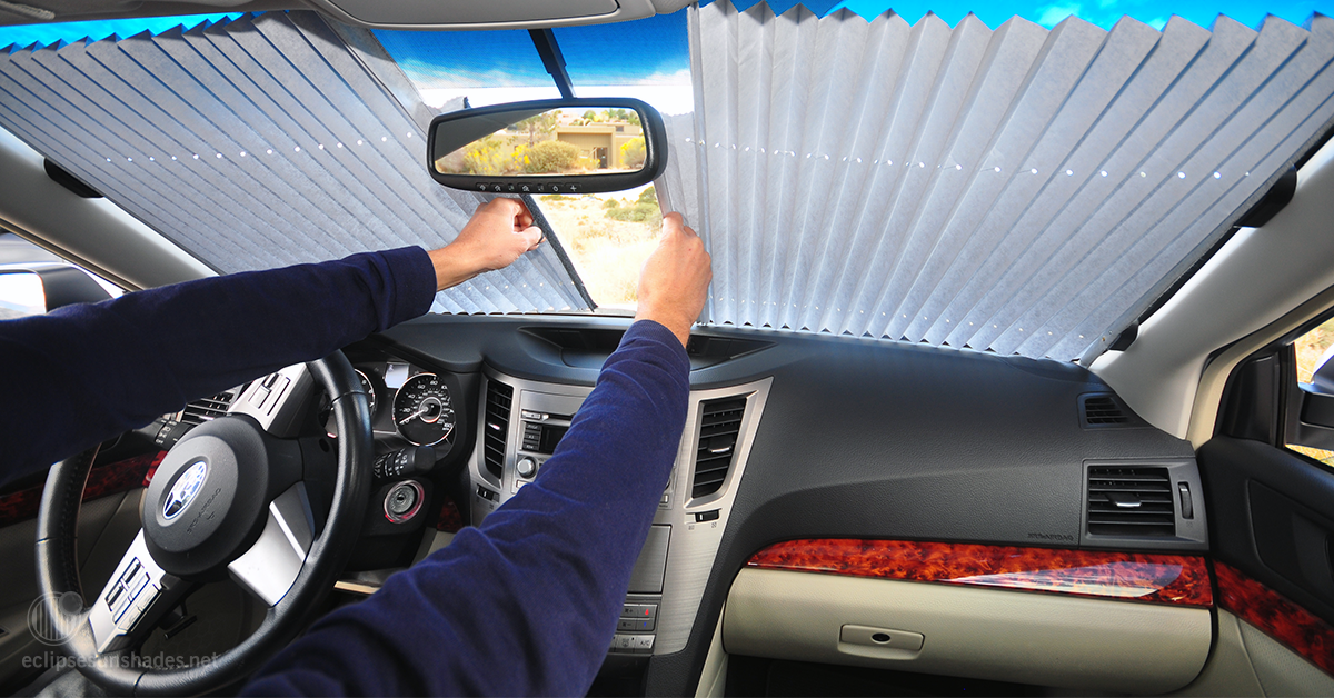 Interior Eclipse Sunshade