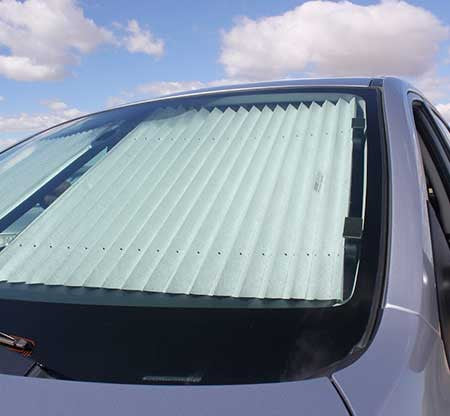 Sun Blocker For Car >> The Eclipse Sun Shade
