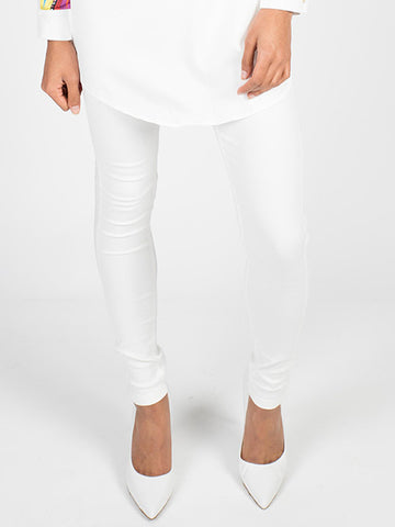 White Hot High-Waist Leggings - Neue Amour