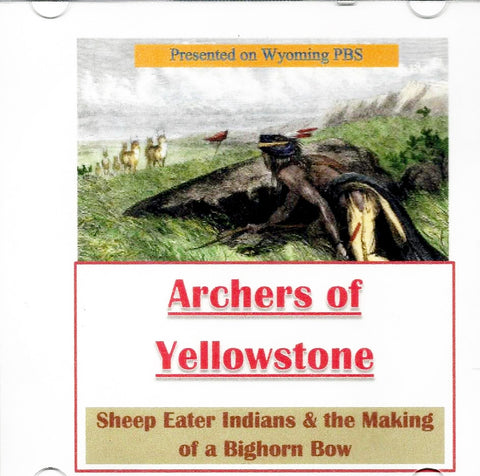 Archers of Yellowstone DVD