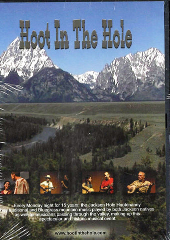 Hoot in the Hole DVD